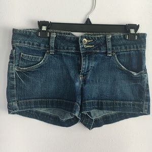 Juniors Missimo Supply Co. Jean Shorts